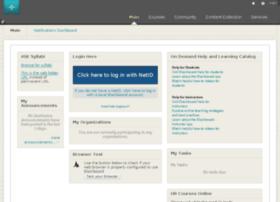 rochester-test.blackboard.com