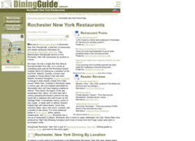 rochester.diningguide.com