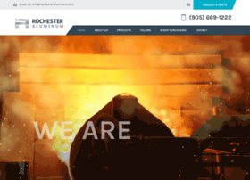 rochesteraluminum.com