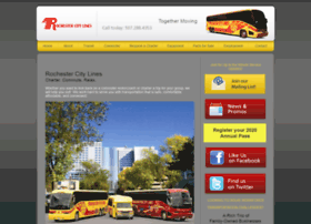 Rochestercitylines.com