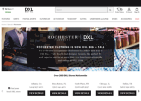 rochesterclothing.com