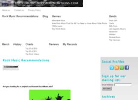 rock-music-recommendations.com