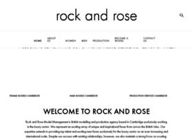 rockandrosemodels.com