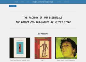 rockathonrecords.com