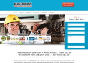 rockawayelectrician.com