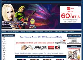 rockbackingtracks.co.uk