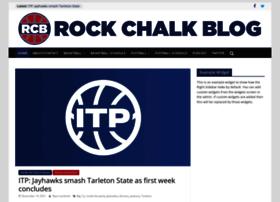 rockchalkblog.com