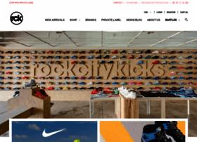 rockcitykicks.com