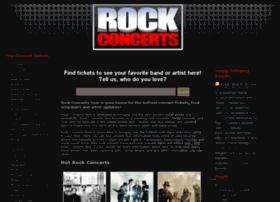 rockconcertsnow.com