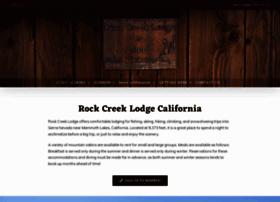 rockcreeklodge.com
