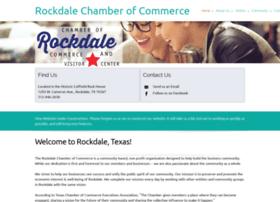 rockdalechamber.com