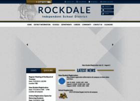 rockdaleisd.edlioschool.com