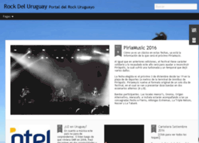 rockdeluruguay.com