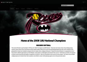 rockerssoftball.org