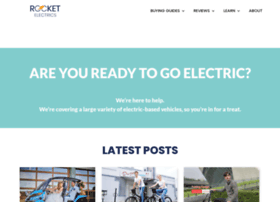 rocketelectrics.com