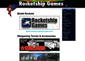 rocketshipgames.com