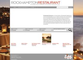 rockhamptonrestaurant.com