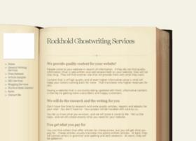 rockholdwriting.webs.com