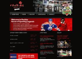 rockiessportsbar.com