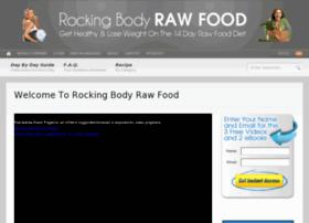 rockingbodyrawfood.com