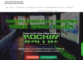 rockinrollinvideogameparty.com