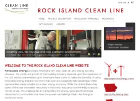 rockislandcleanline.com