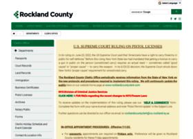 rocklandcountyclerk.com