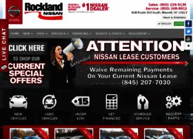 rocklandnissan.calls.net