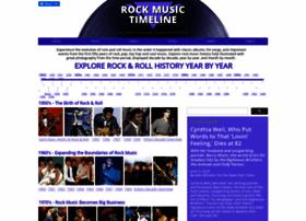 rockmusictimeline.com