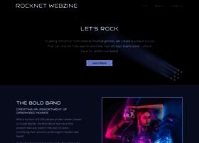 rocknetwebzine.com