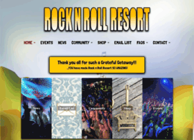rocknrollresort.com