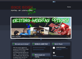 rockridgepaintball.com