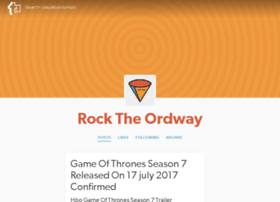 rocktheordway.org