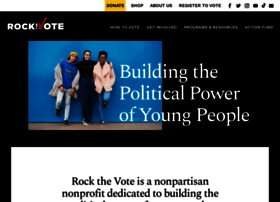 rockthevote.org