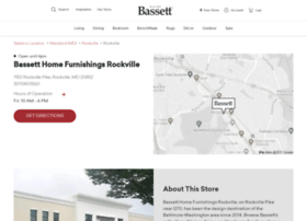 rockville.bassettfurniture.com
