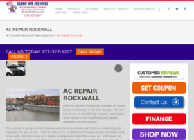 rockwall.kleenairservices.com