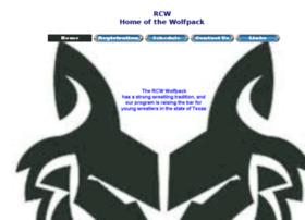 rockwallcountywrestling.com