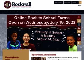 rockwallisd.com