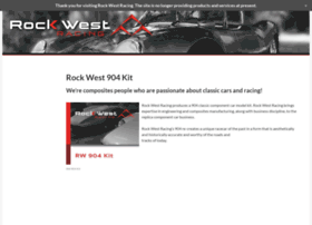 rockwestracing.com