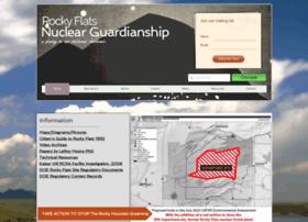 rockyflatsnuclearguardianship.org