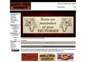 rockyknobwoodcrafts.com