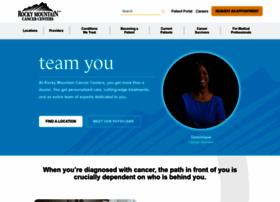 rockymountaincancercenters.com