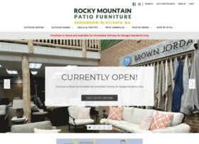 Rockymountainpatiofurniture.com