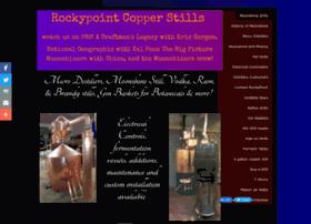 rockypointcopperstills.com