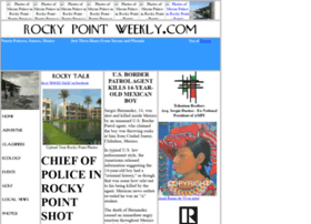 rockypointweekly.com