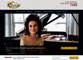 rococotheatre.com