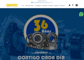 rodamientos-samper.com.mx