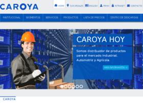 rodamientoscaroya.com.ar