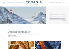 rodania.com