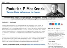 roderickpmackenzie.com